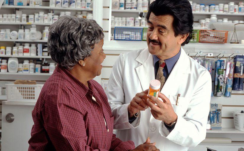 Arbeta med läkemedel – bli farmaceut