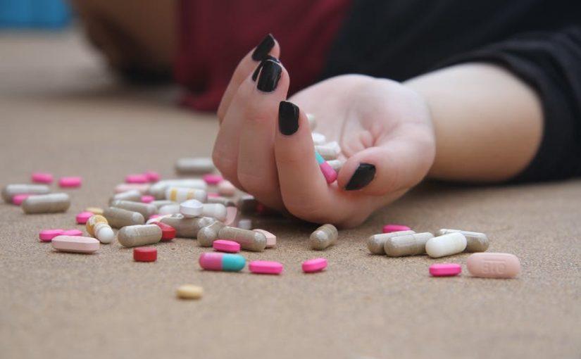 Läkemedelsberoende