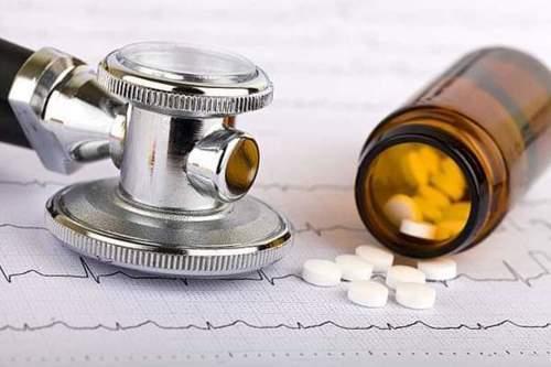 Blodtrycksmedicin